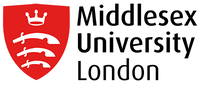 Middlesex University London logo